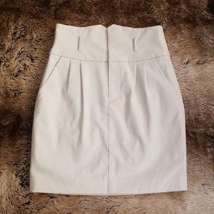 Club Monaco pleated skirt